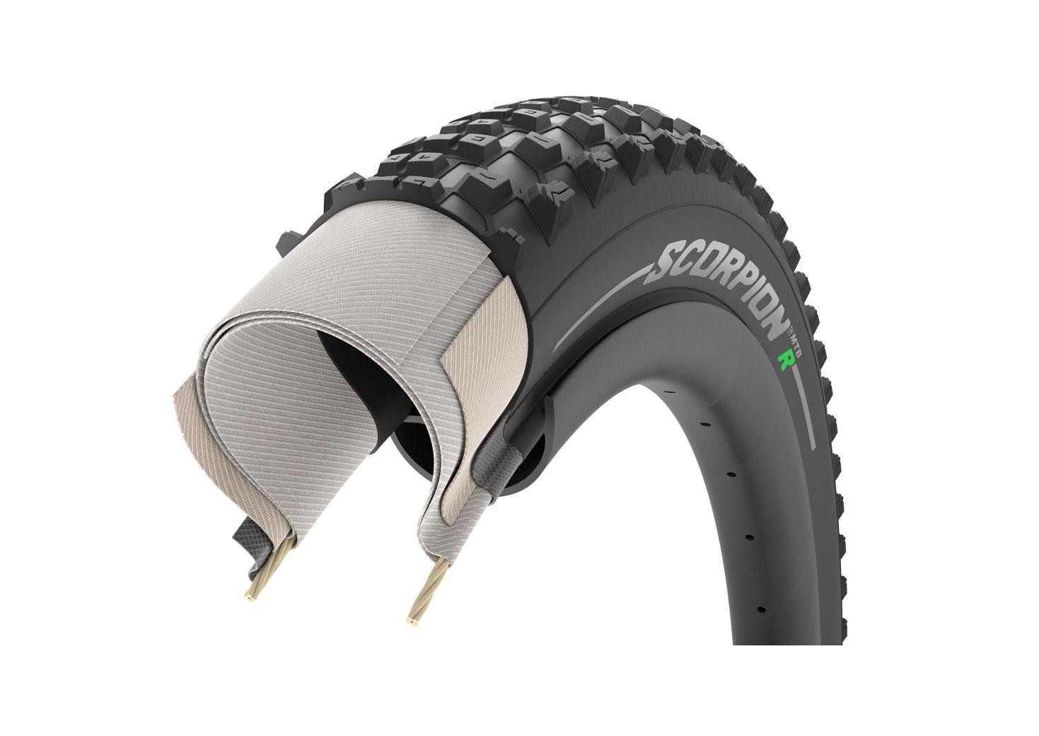 Scorpion™ MTB R layer