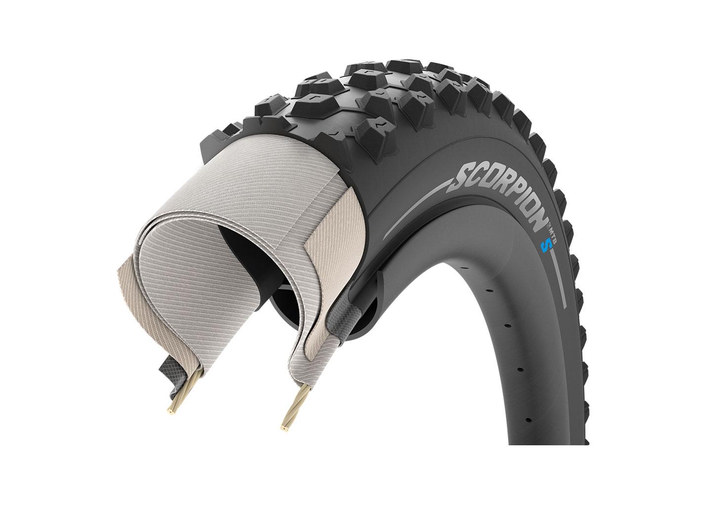 Scorpion™ MTB S layer