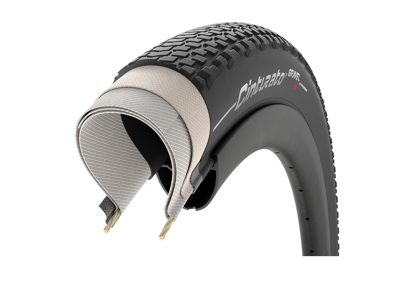 Cinturato™ Gravel H section