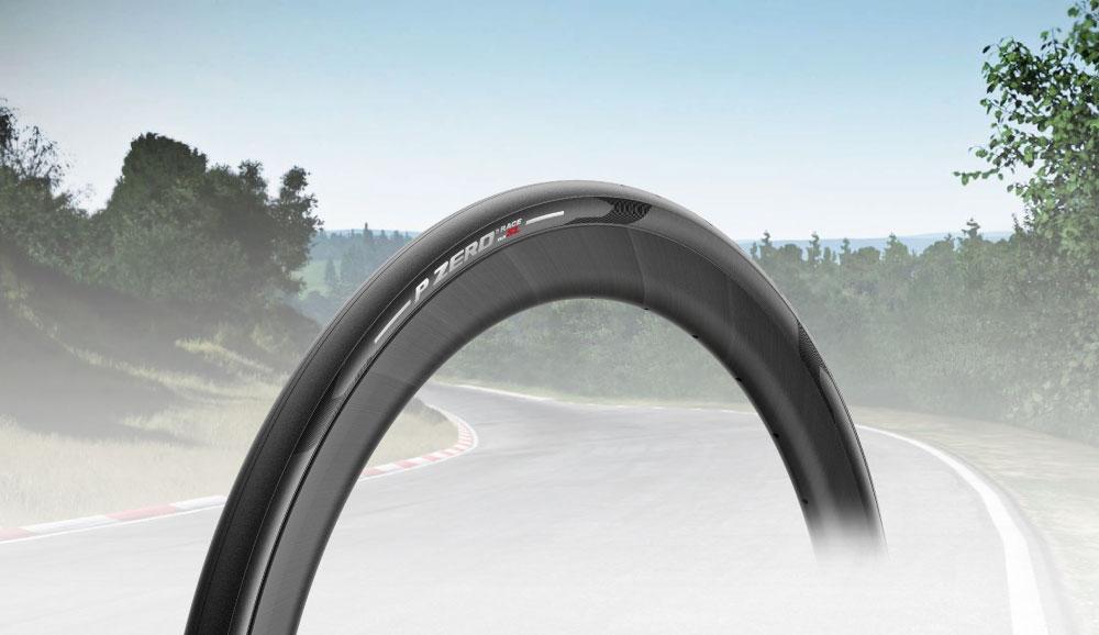 P Zero racing bike tyres