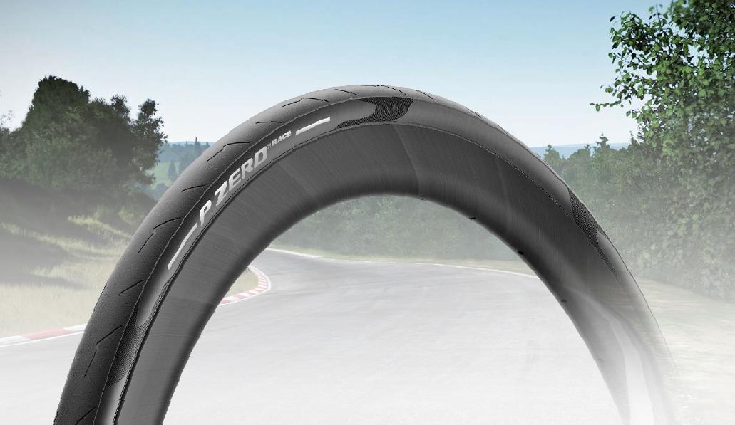 P Zero cubiertas para bicicletas de carreras